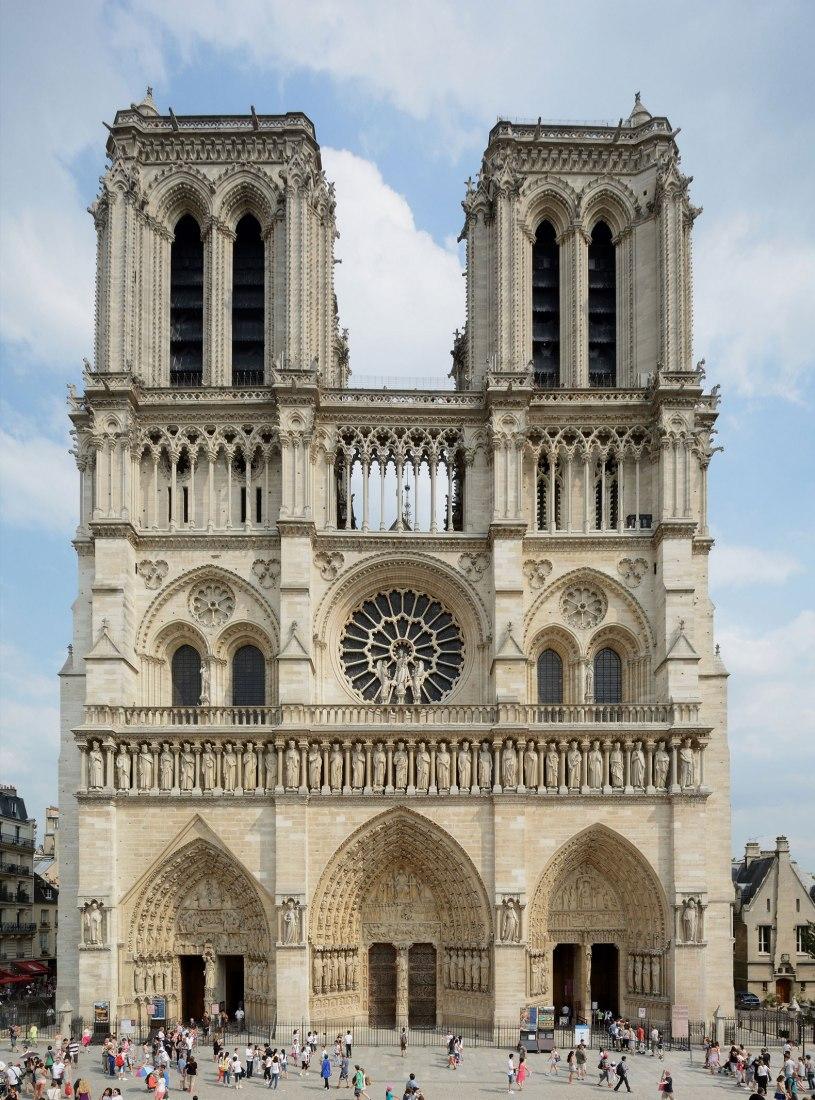 Notre Dame clasificado como monumento histórico (classé Monument Historique). Está inscrito en la base Mérimée, base de datos para el patrimonio histórico del Ministerio Francés de Cultura, con la referencia PA00086250.
