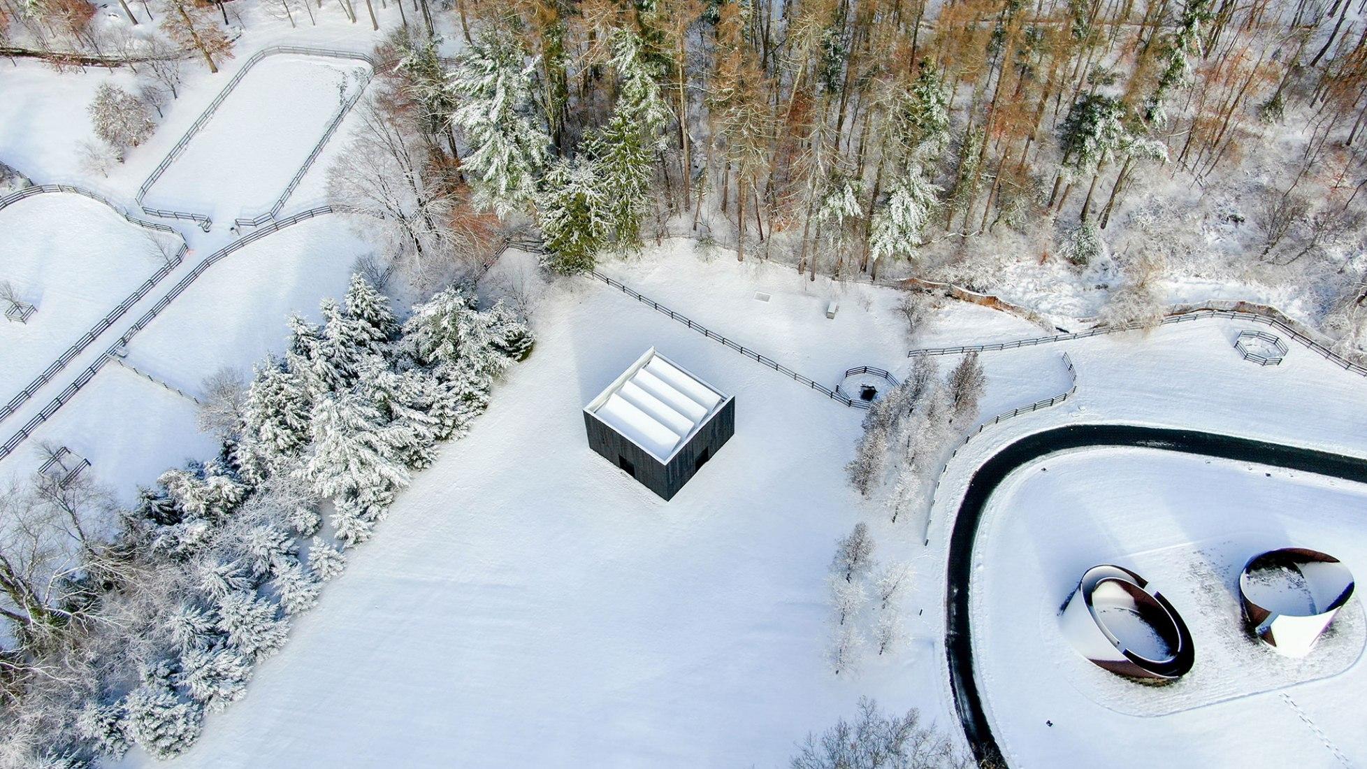 LX Pavilion by OLI Architecture. Photograph by FRAME Studios