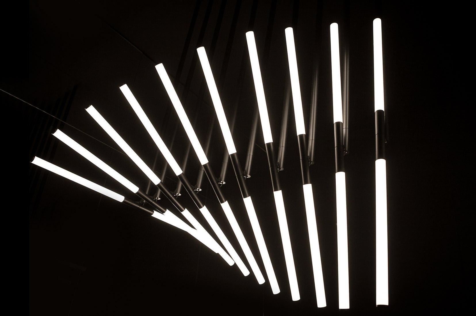 XY 180 Delta Light by OMA. Photograph @ Luca Cioci, courtesy of Delta Light