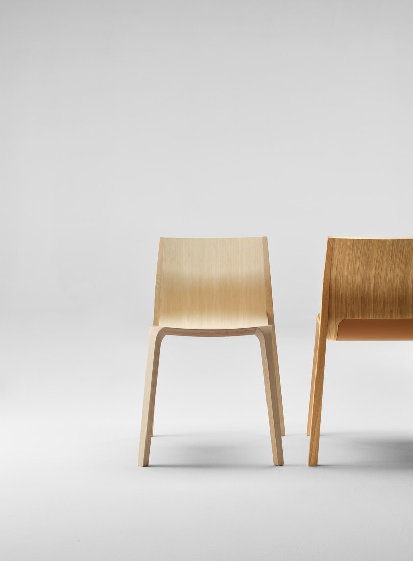 Silu Chair ondarreta by Unstudio. Photograph by Iris Humm