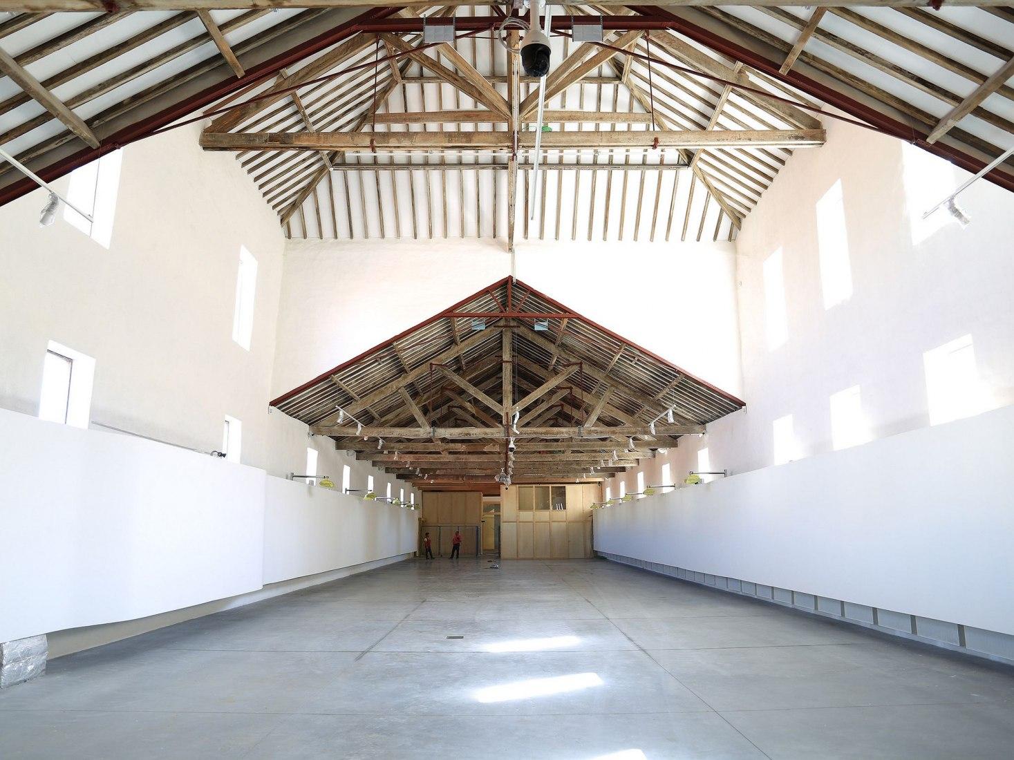Nuevas instalaciones de Real Vinícola por Guilherme Machado Vaz. Imagen cortesía de © Casa da Arquitectura