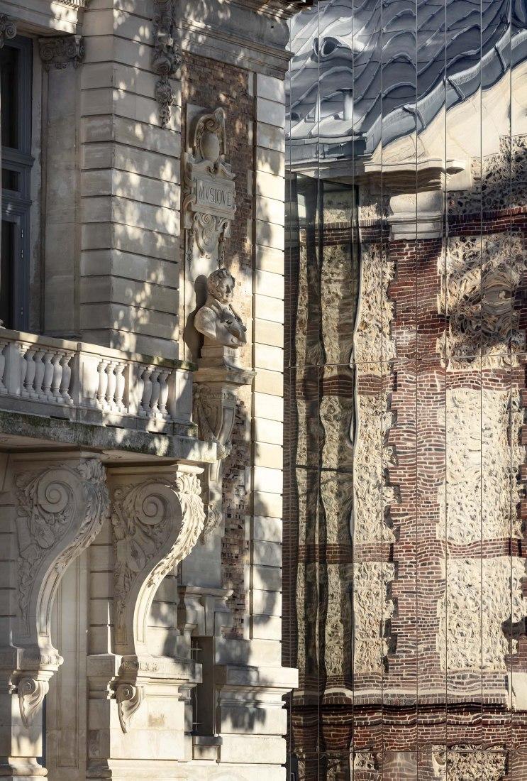 El teatro de Evreux por 5 architecte. Fotografía por Luc Boegly