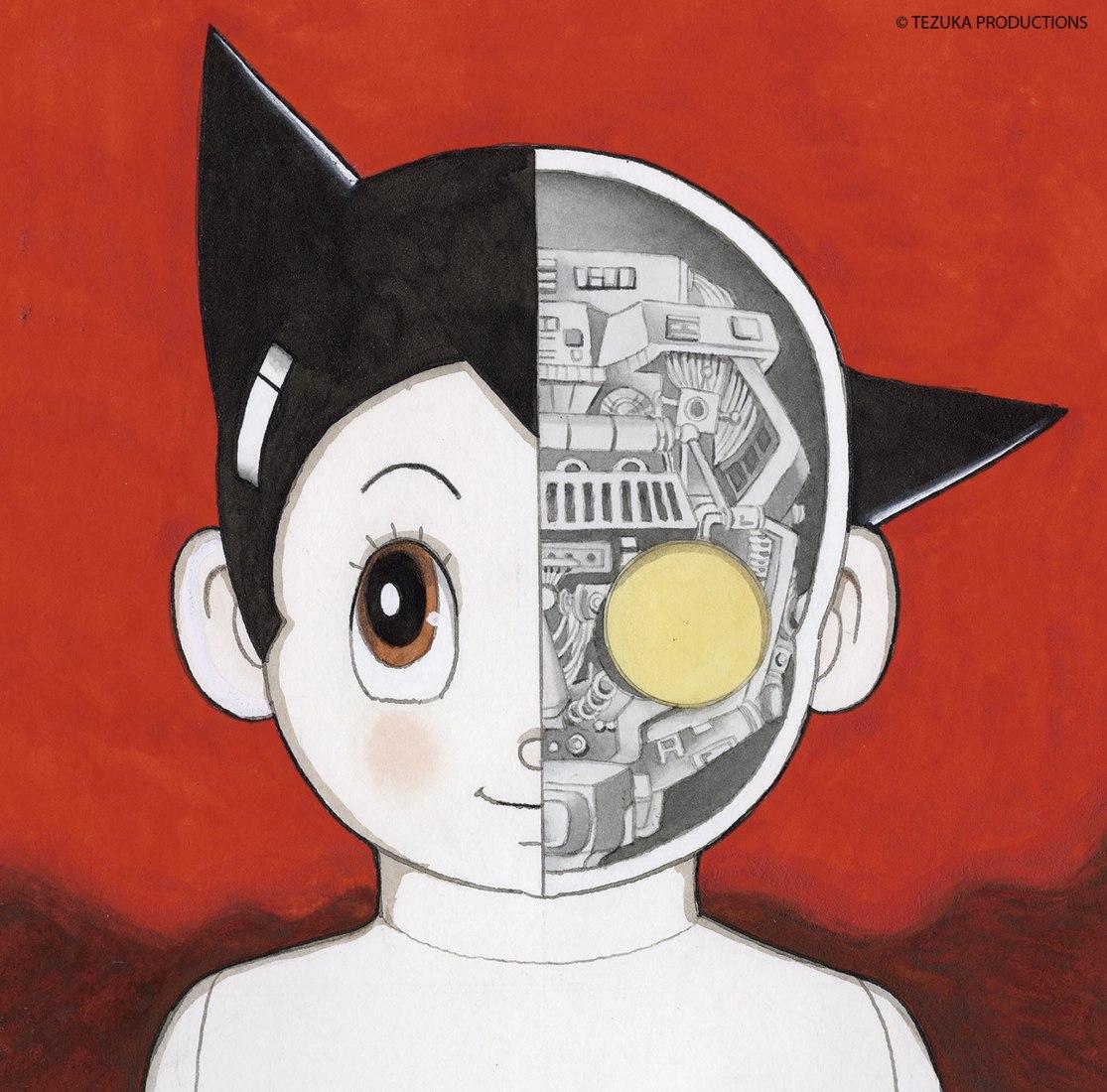 Astro Boy © Tezuka productions
