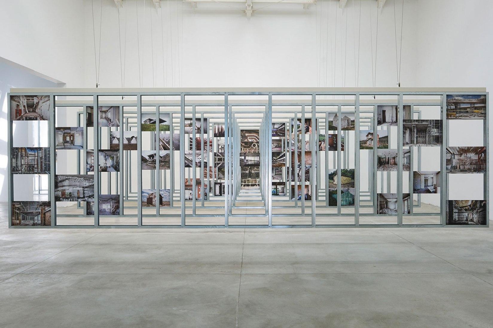 Pabellón de España Bienal de Venecia. Fotografía © Francesco Galli, cortesía de La Biennale di Venezia