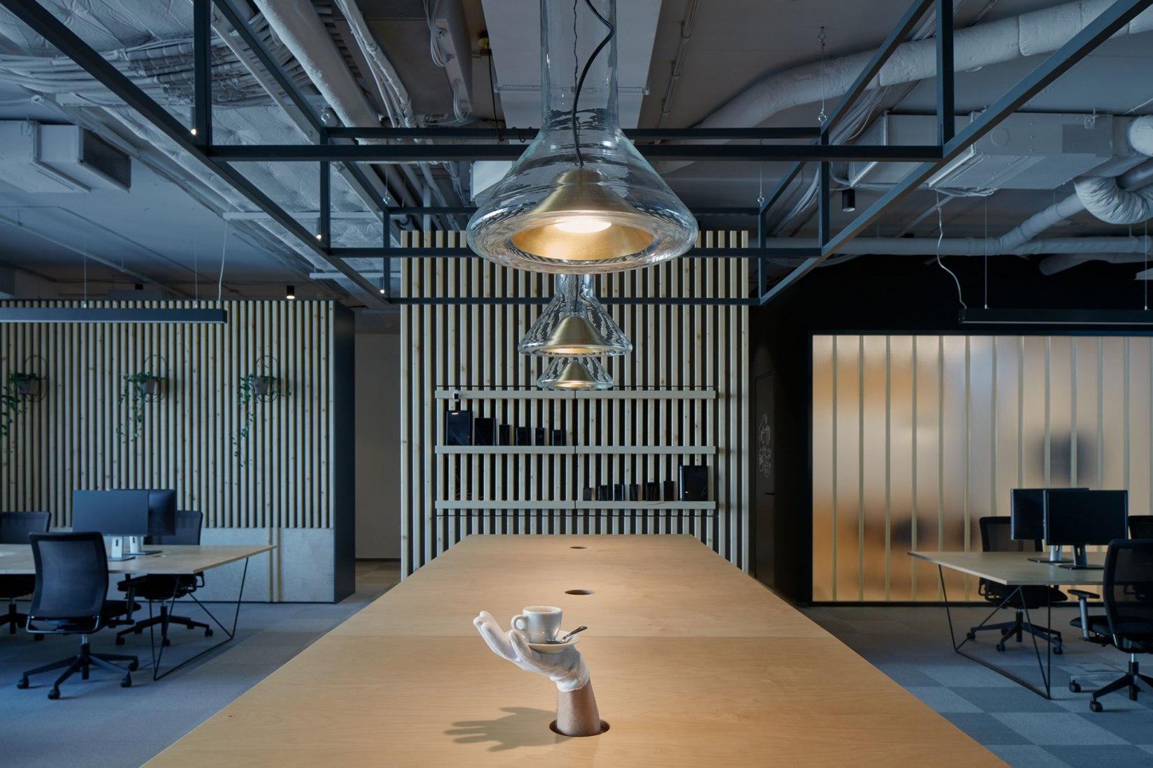 Oficinas de Funtasty por Studio Perspektiv. Fotografía por Jakub Skokan y Martin Tůma / BoysPlayNice