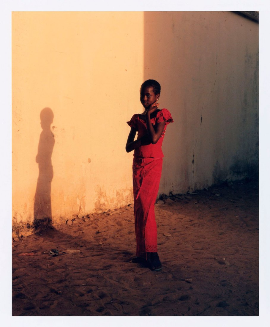 Juliette Cassidy. From the series The day I went to Senegal. Photograph © Juliette Cassidy.