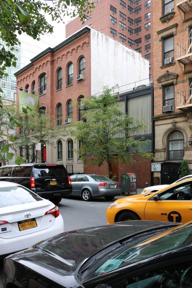 Casa de Huéspedes Blanchette Hooker Rockefeller por Philip Johnson Nueva York. Fotografía © Jose Juan Barba / METALOCUS