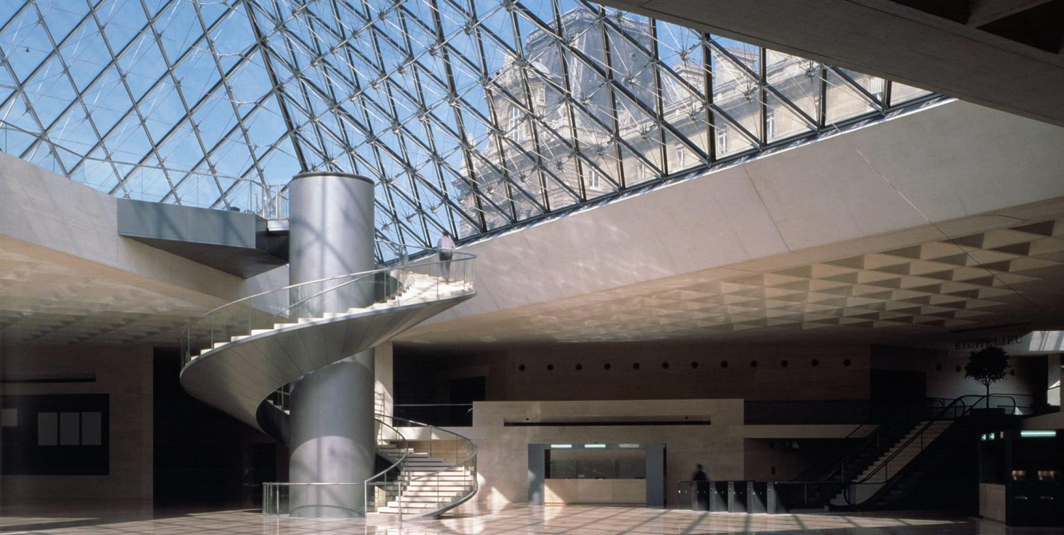 Grand Louvre - Fase I, Premio Veinticinco Años AIA 2017 . Fotografía © Koji Horiuchi