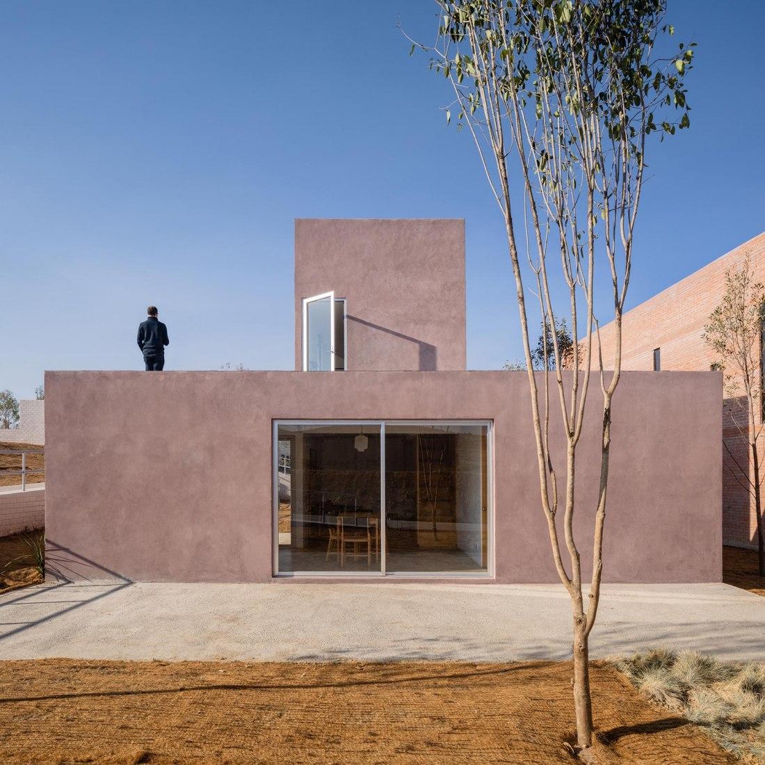 Apán housing prototype by PPAA. Photograph by Rafael Gamo