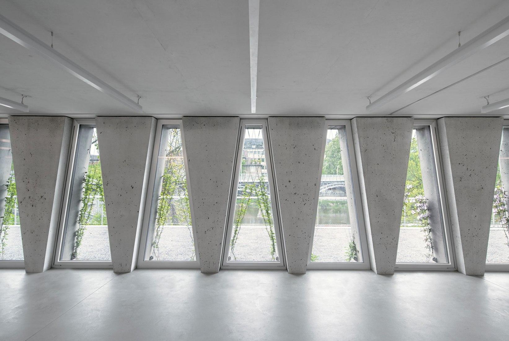 Tanzhaus Zúrich por Barozzi Veiga. Fotografía por Simon Menges, Berlín