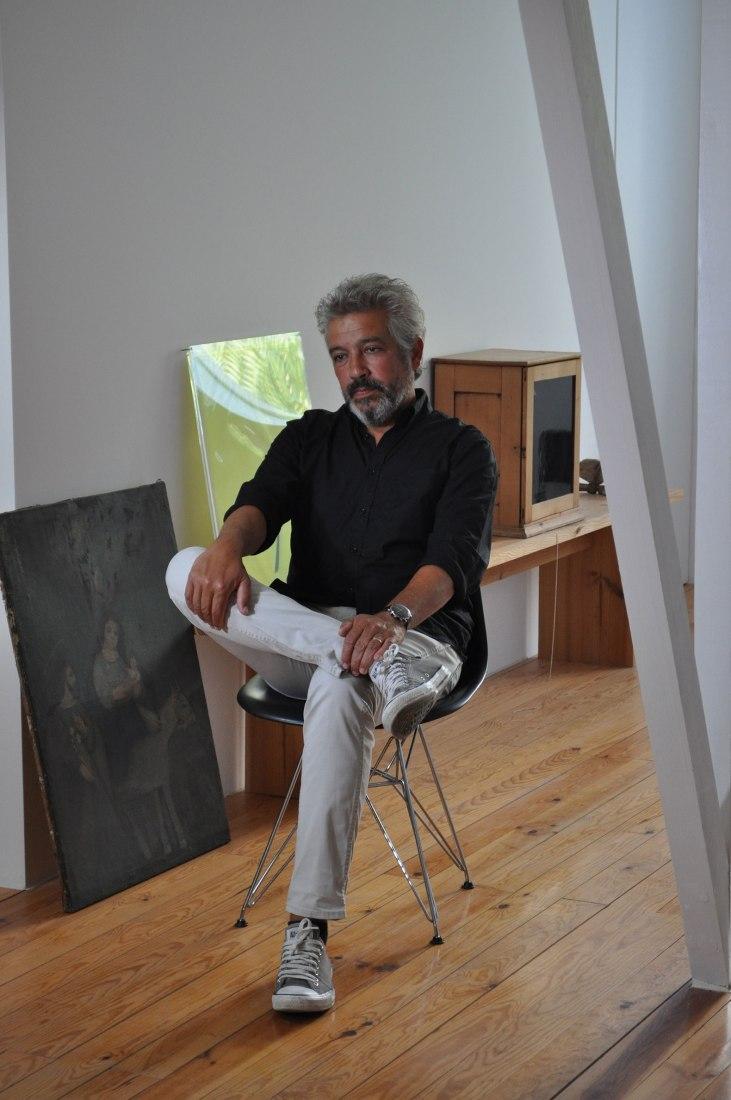 Entrevista a Francisco Aires Mateus. Cortesía de Itinerant Office.