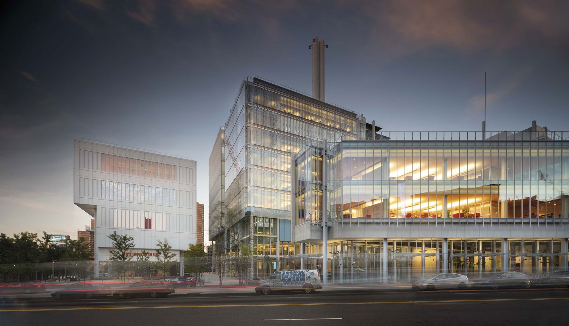 Columbia University by Renzo Piano Building Workshop.Courtesy by Itinerant Office.