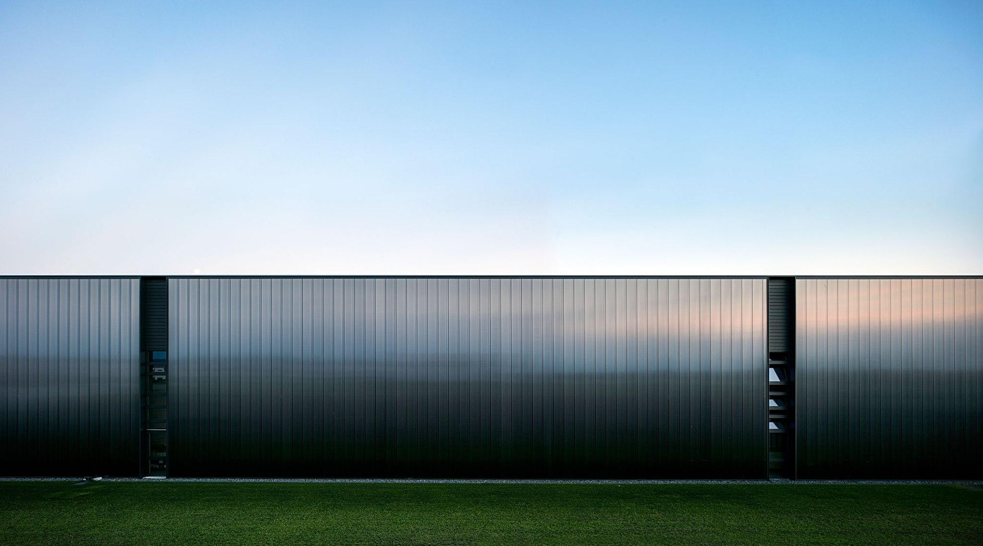 PRATIC 2.0, Ampliación del complejo industrial por Geza. Fotografía de Javier Callejas.