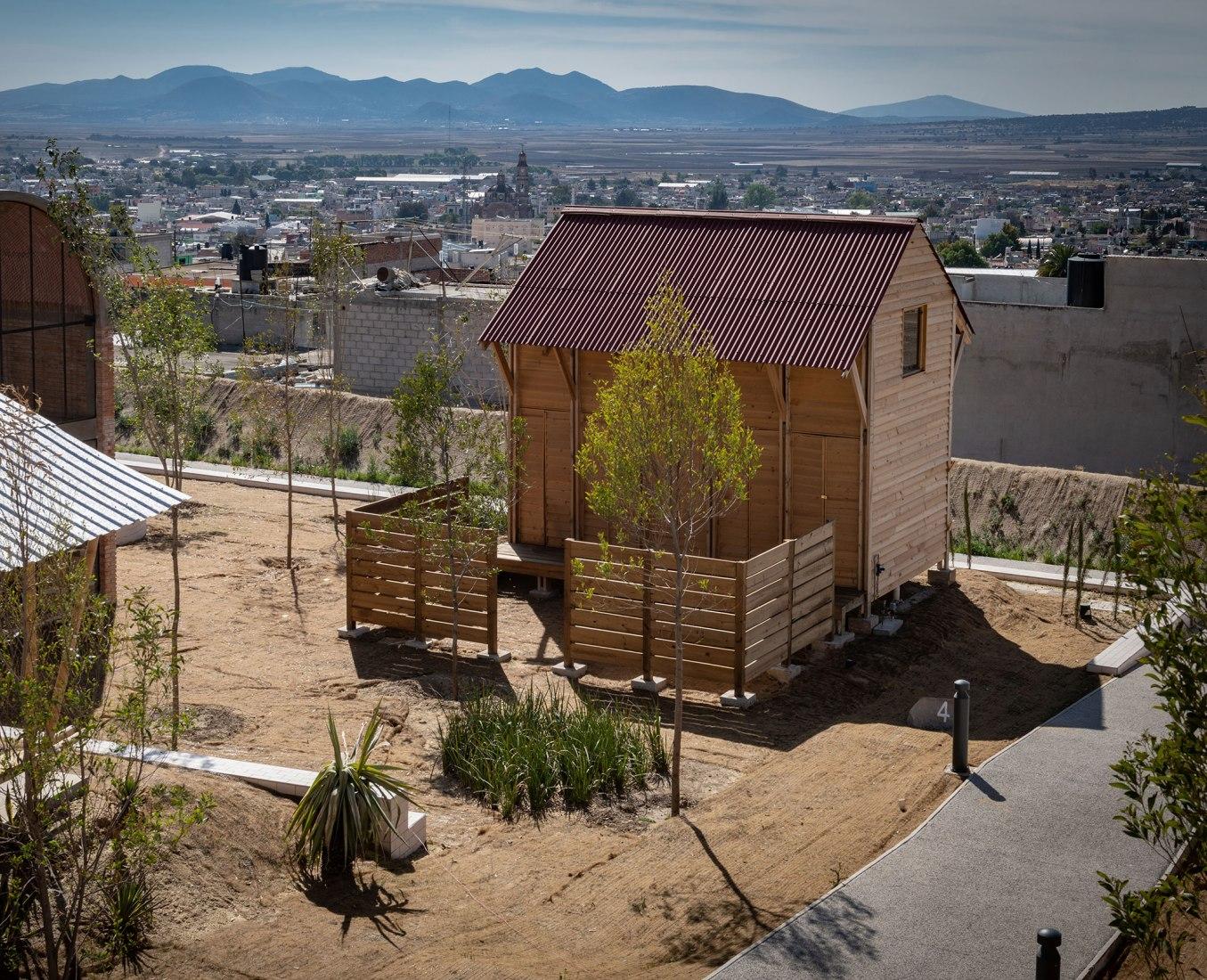 APAN housing prototype by Dellekamp + Schleich. Photograph Jaime Navarro.