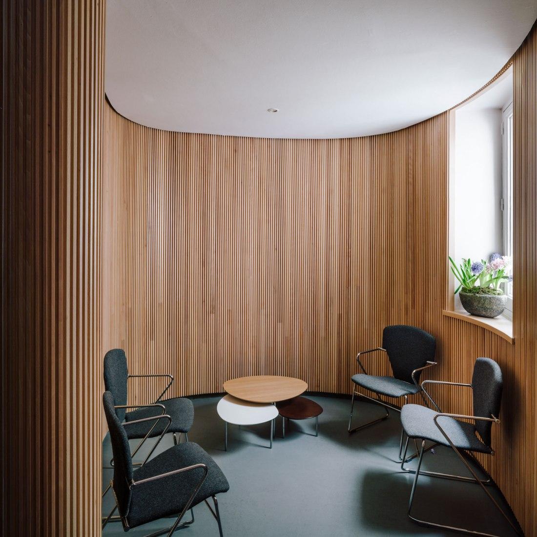 Psych office por Blanca Lleó. Fotografía por Imagen Subliminal.