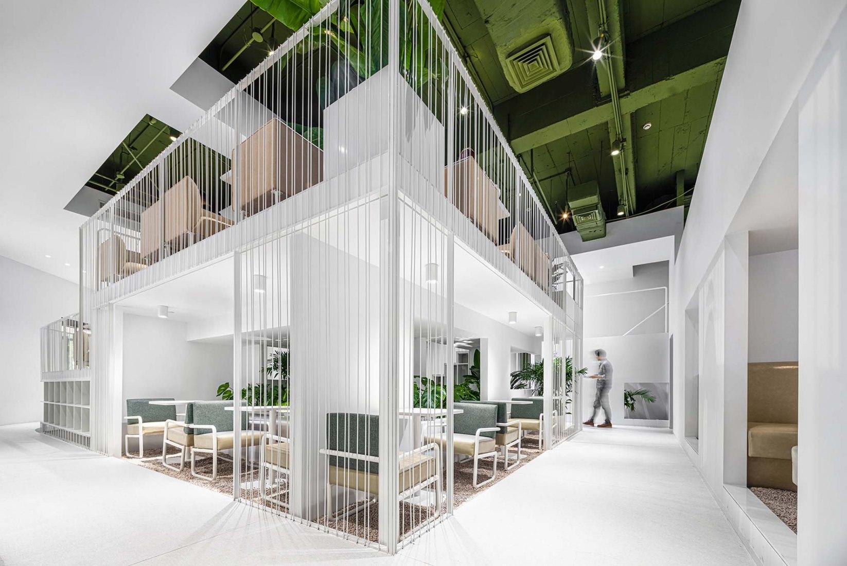 Inno. EcoSLab por Qucess Design. Fotografía por Shi Yunfeng