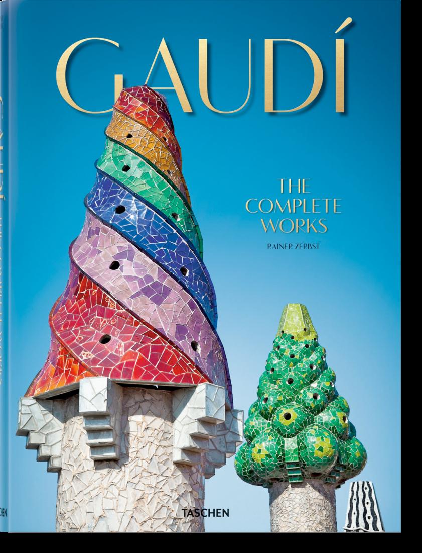 Portada. Gaudí. La obra completa por Rainer Zerbst