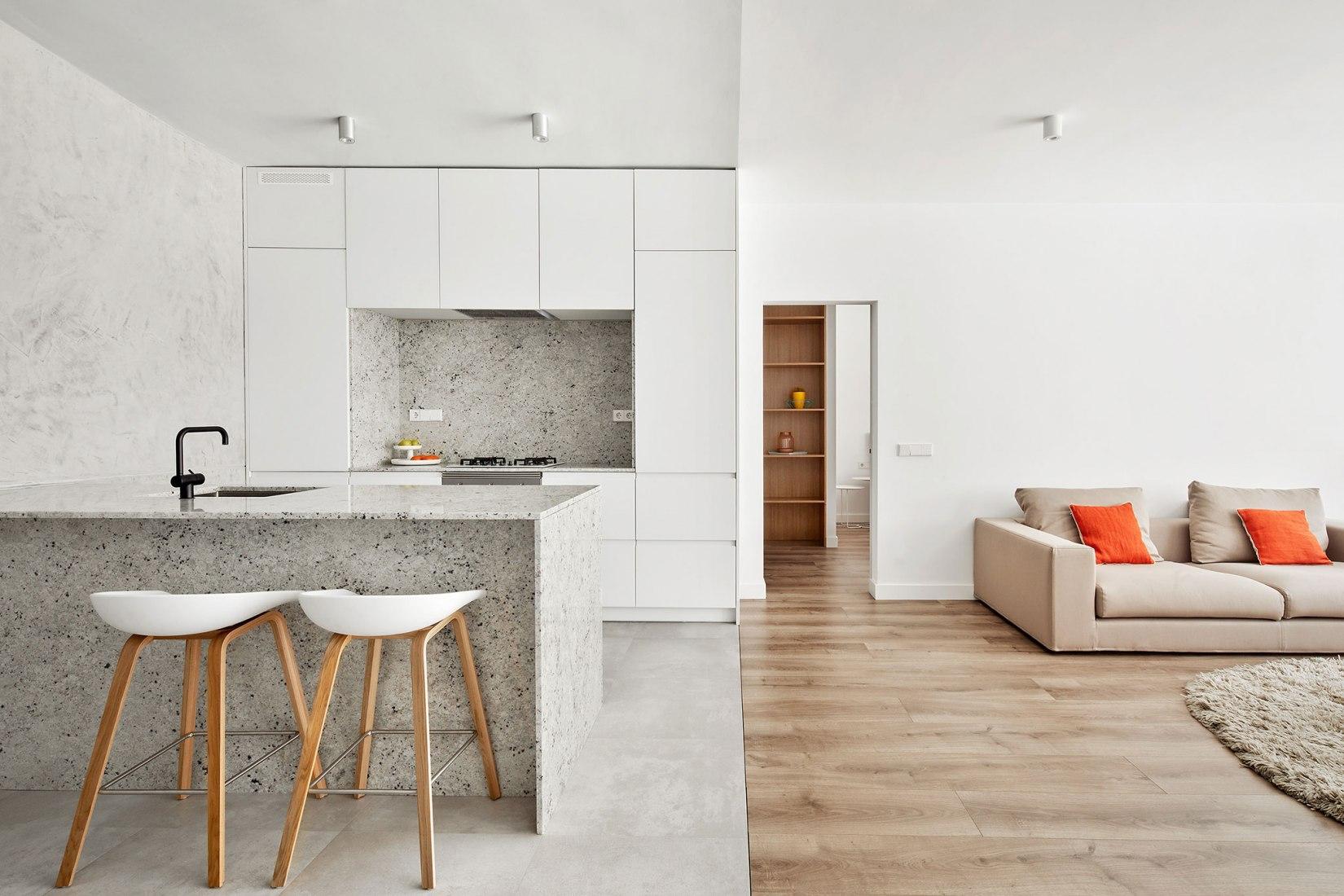 Villarroel apartament by Raúl Sánchez architects. Photograph © José Hevia