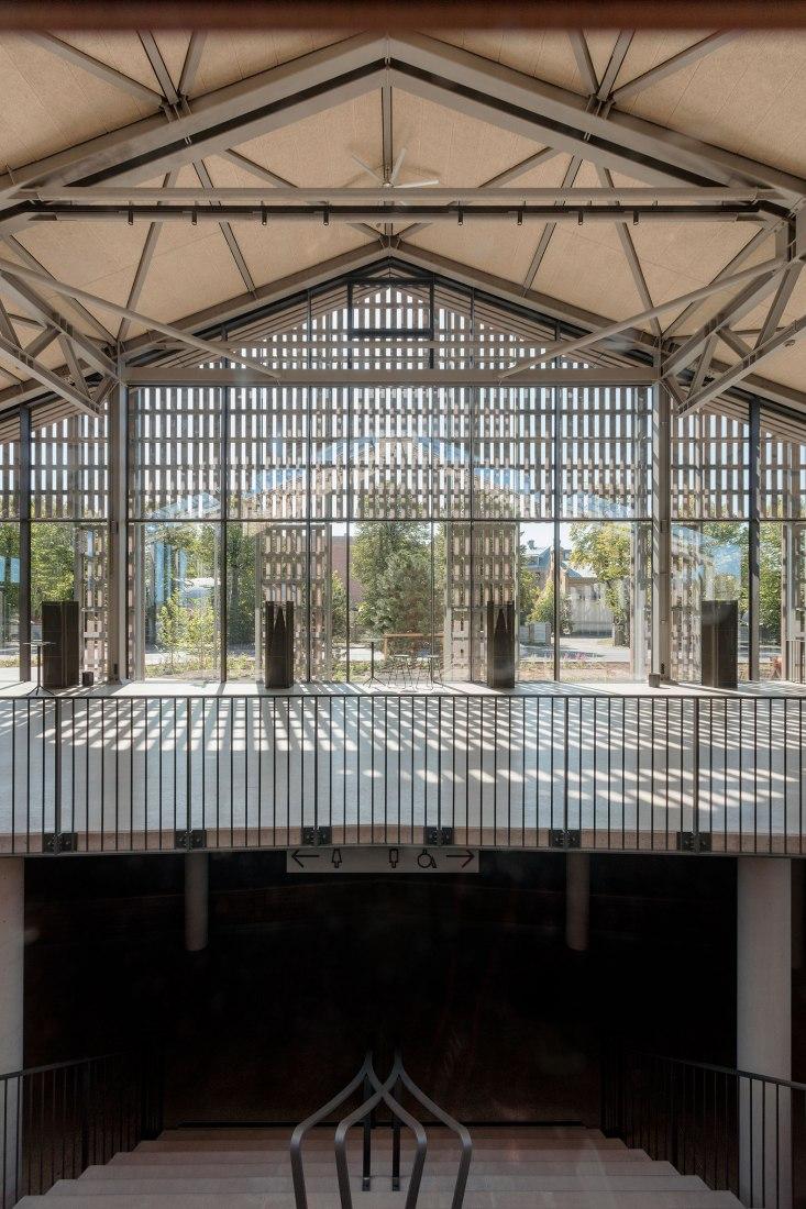 Hanzas Perons by Reinis Liepins, Sudraba Arhitektura. Photograph by Reinis Hofmanis.