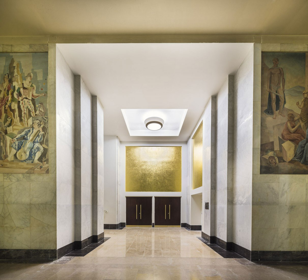 Rehabilitación del Théâtre National de Chaillot por Brossy & Associates. Fotografía © Sergio Grazia