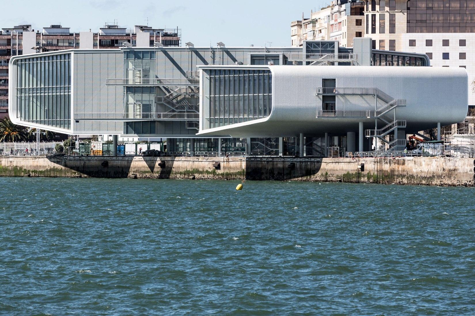 Centro Botín de Renzo Piano. Fotografía © Belén de Benito. Imagen cortesía Centro Botín