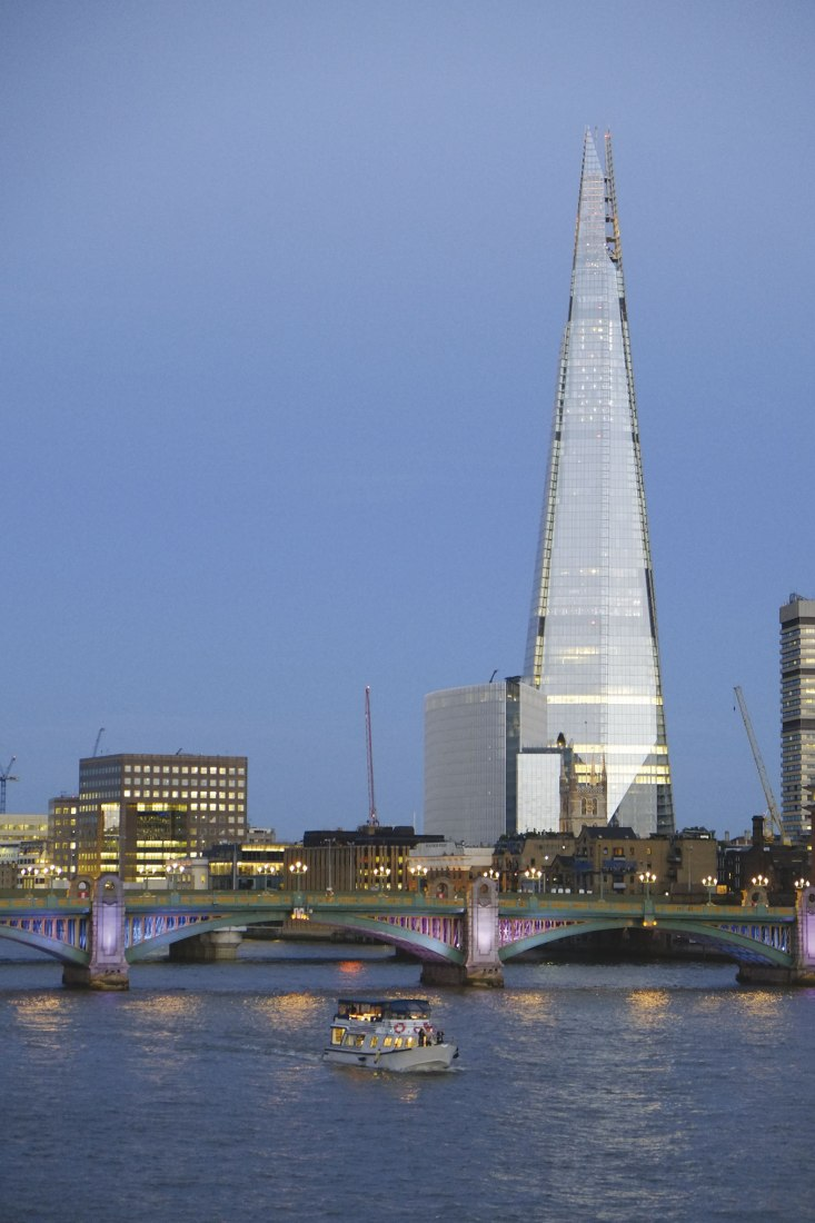 The Shard por Renzo Piano Building Workshop
