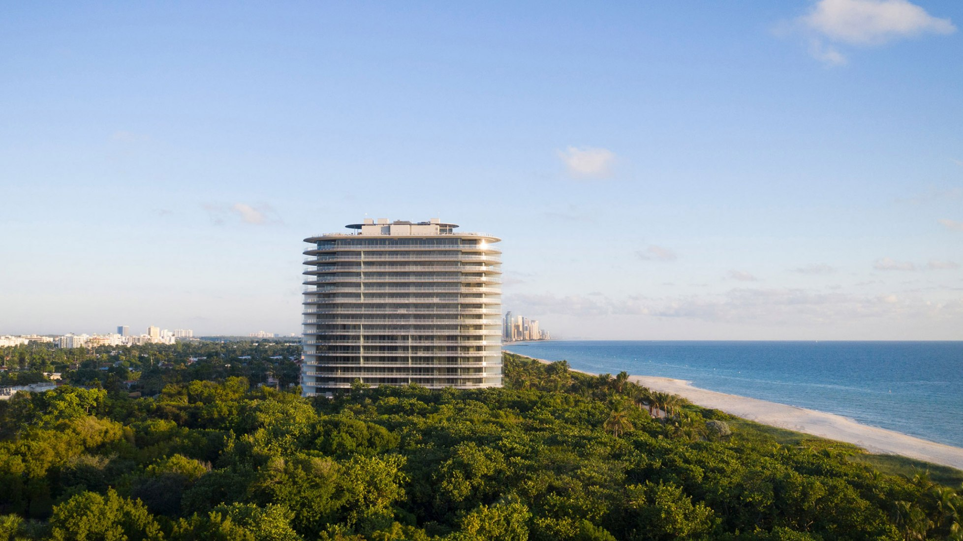 Eighty Seven Park por Renzo Piano. Fotografía por The Boundary.