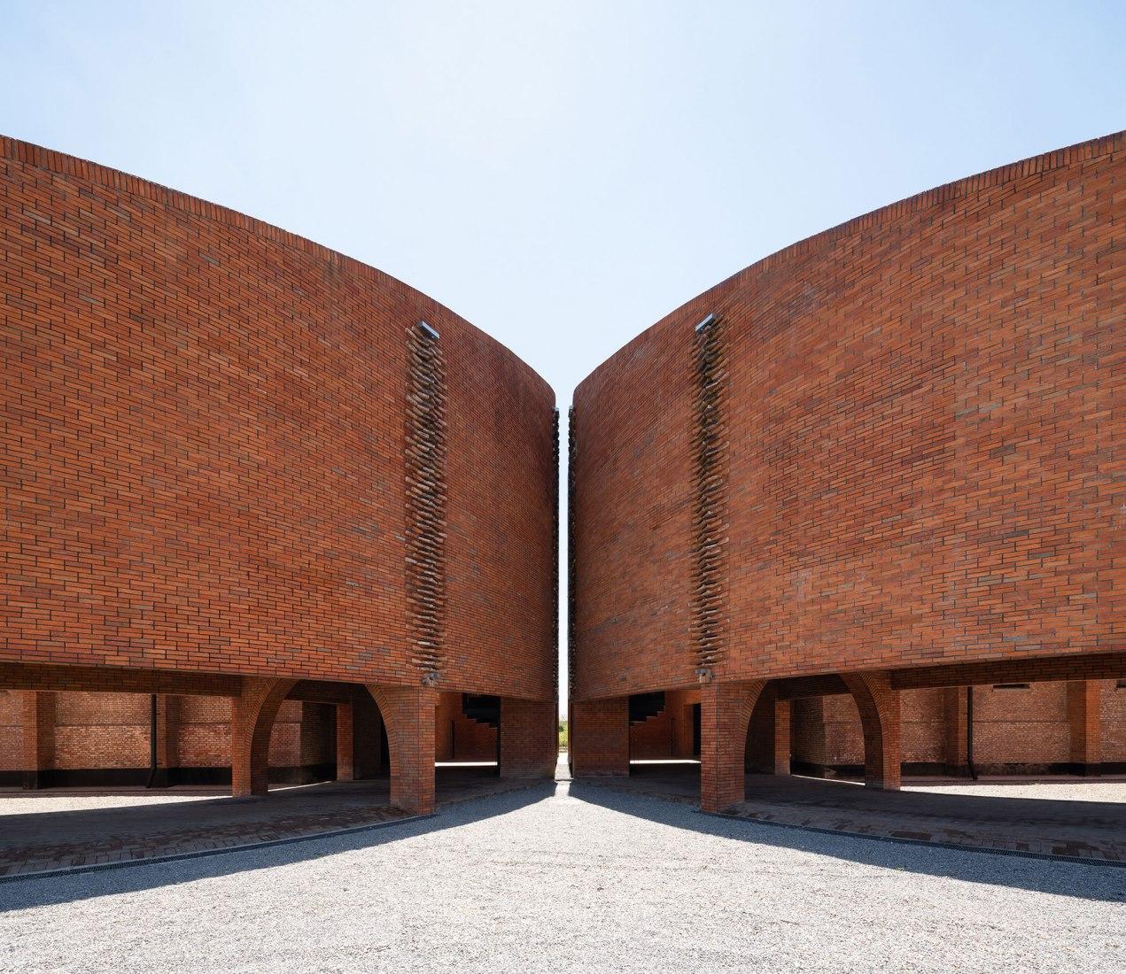 Centro de Arte TaoCang por Roarc Renew. Fotografía por Wen Studio