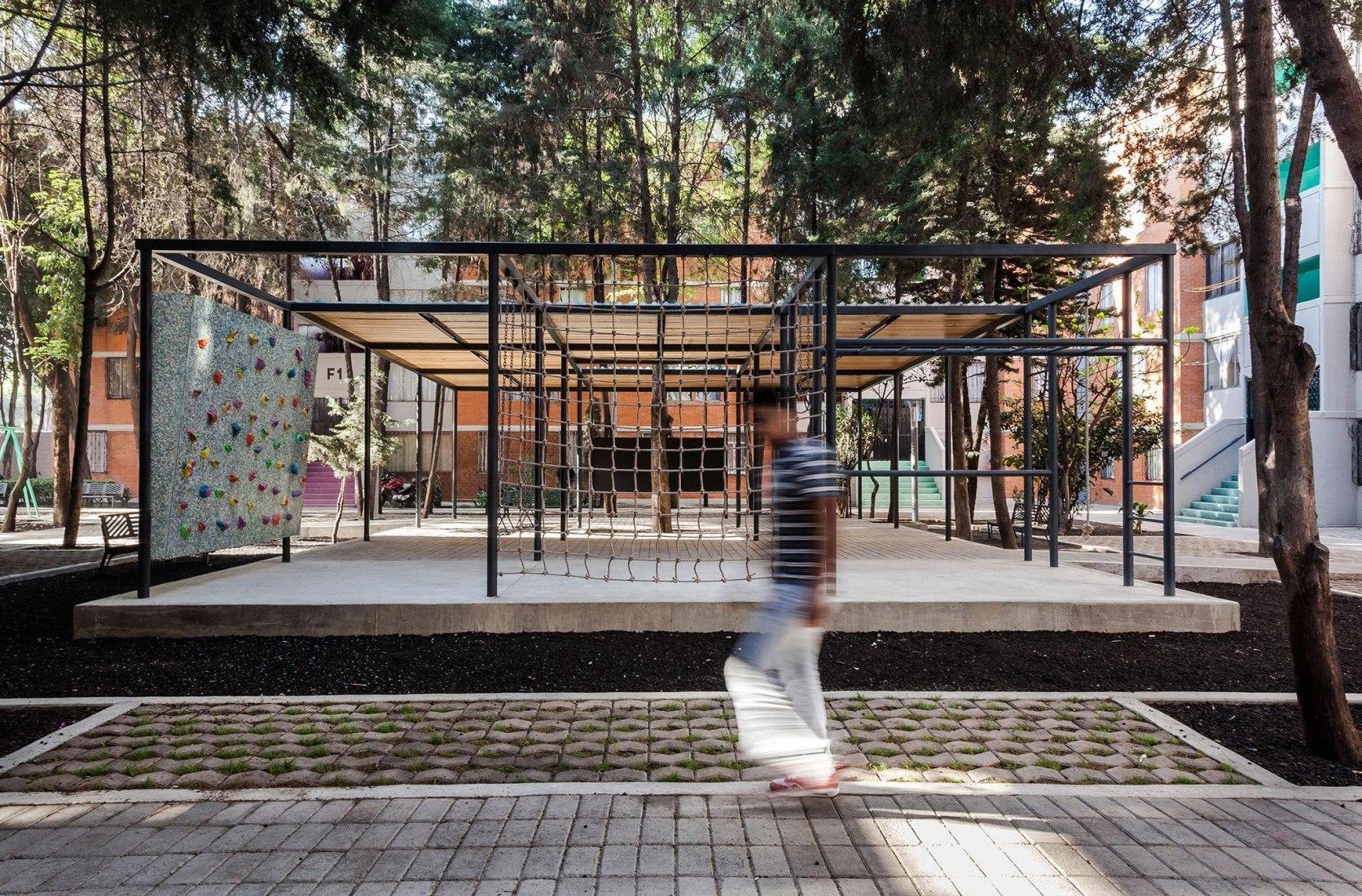 Común-Unidad por Rozana Montiel Estudio de Arquitectura y Alin V. Wallach. Fotografía © Sandra PérezNieto