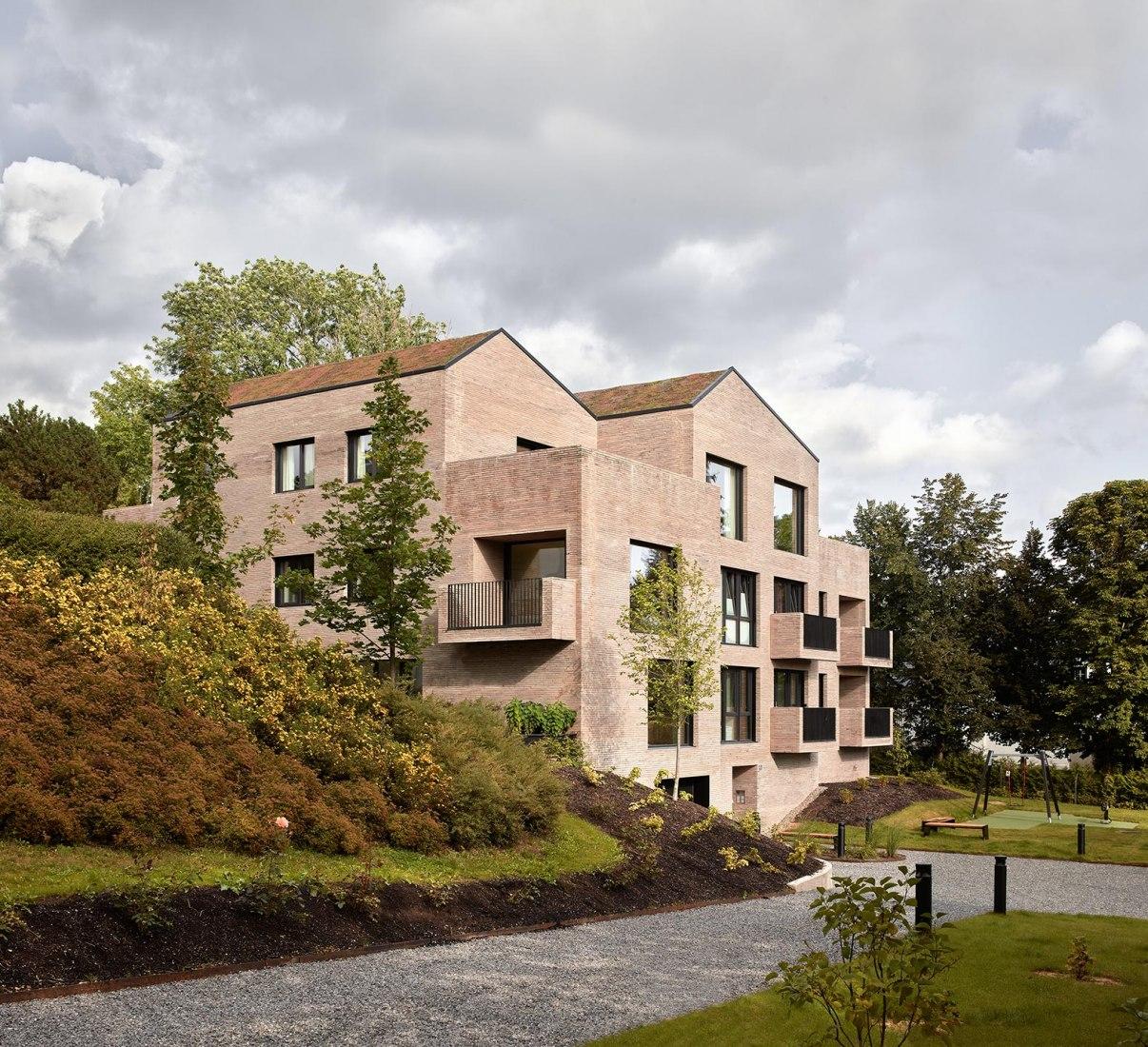 Villa Ask by Reiulf Ramstad Arkitekter. Photograph by Mariela Apollonio
