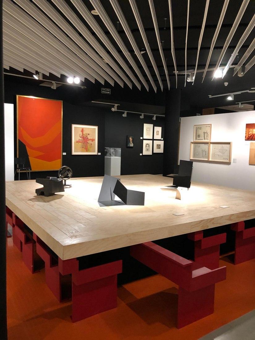 Imagen de la inauguración de la exposición en el Museo ICO. 06 de febrero de 2020. Fotografía por METALOCUS