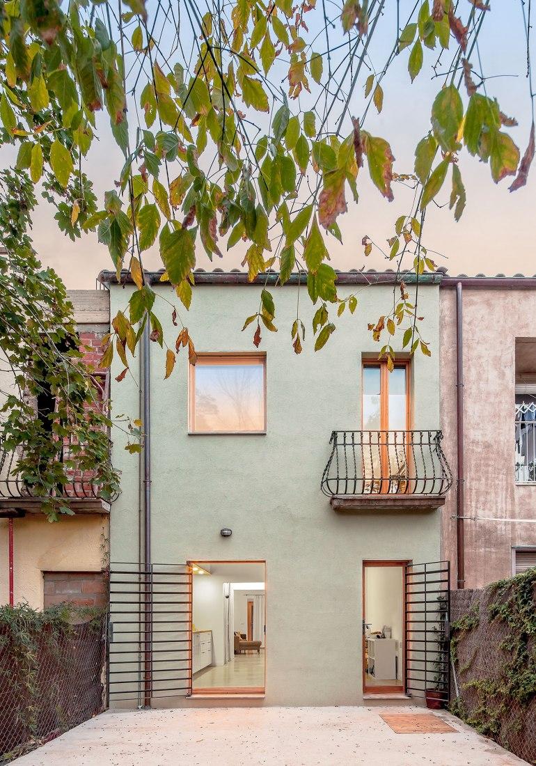 Casa Sant Daniel por Sau Taller d'Arquitectura. Fotografía por Andrés Flajszer