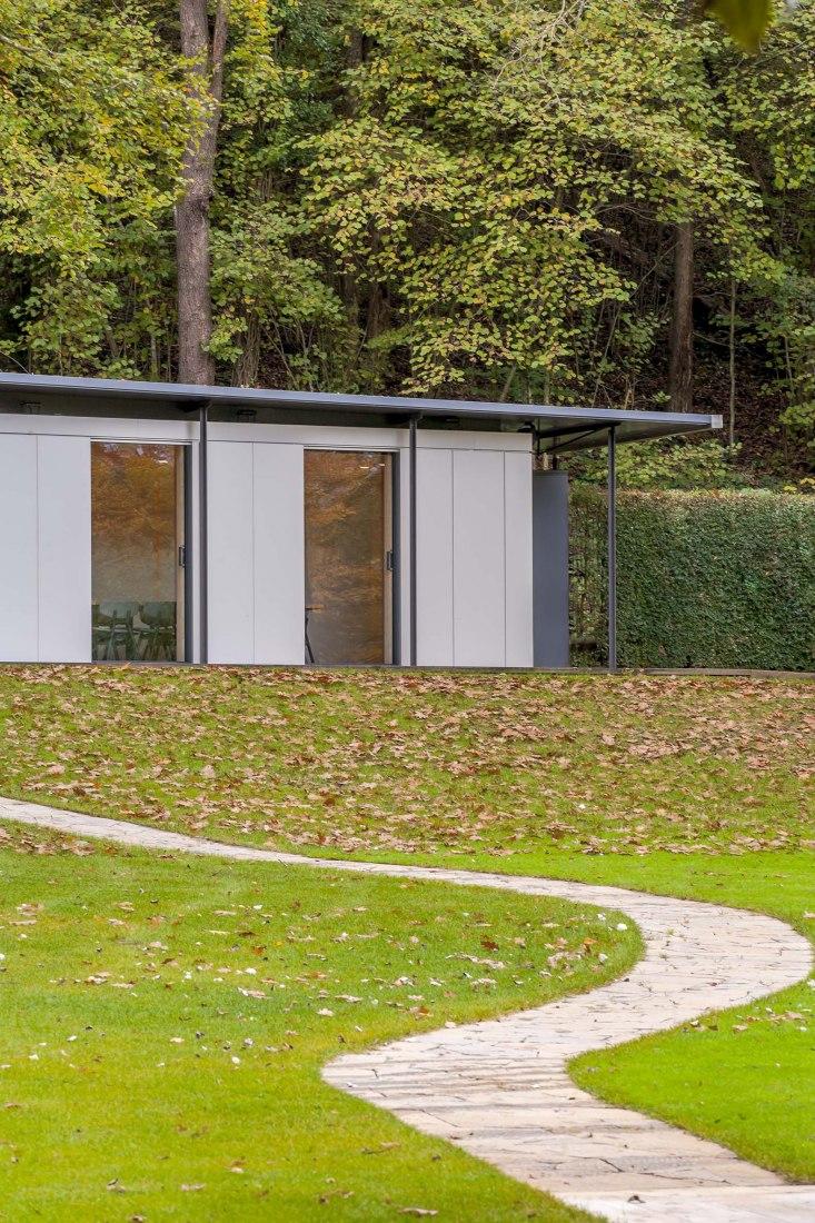 Cabaña Jardín Gastronómica por Sau Taller d'Arquitectura. Fotografía por Andrés Flajszer