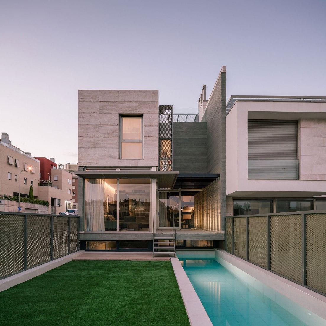 Sierra House by Steyn Studio. Photograph by Imagen Subliminal. Miguel de Guzmán / Rocío Romero.