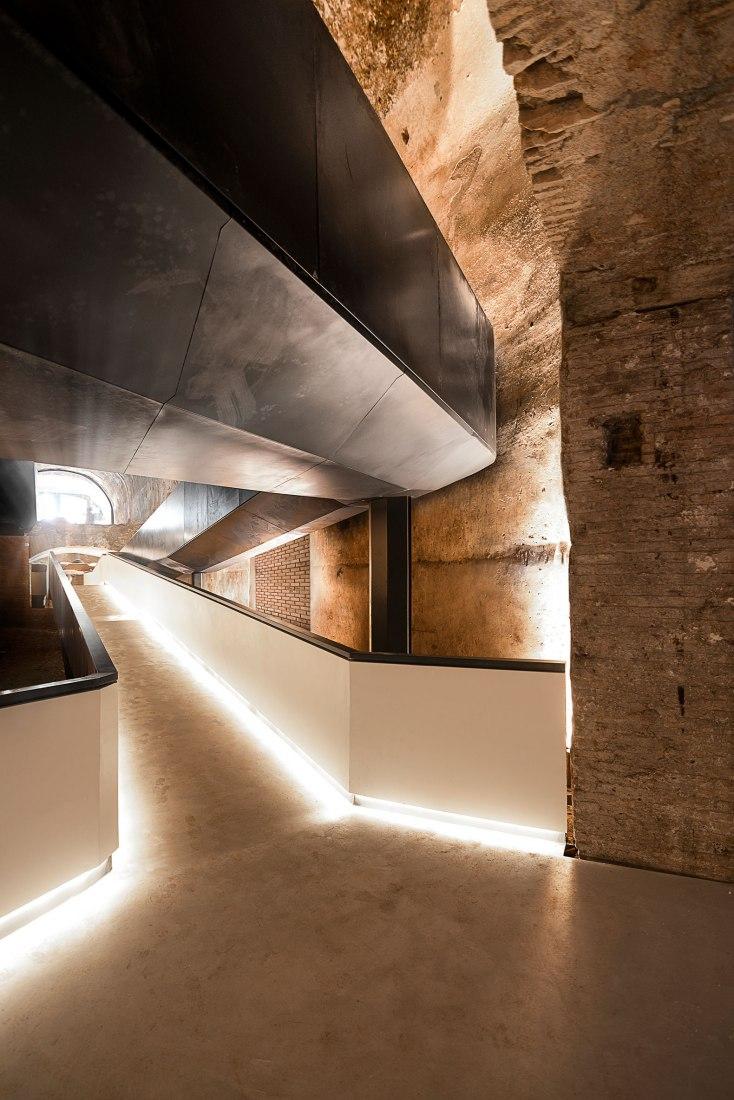 Domus Aurea por Stefano Boeri Architetti. Fotografía por Lorenzo Masotto