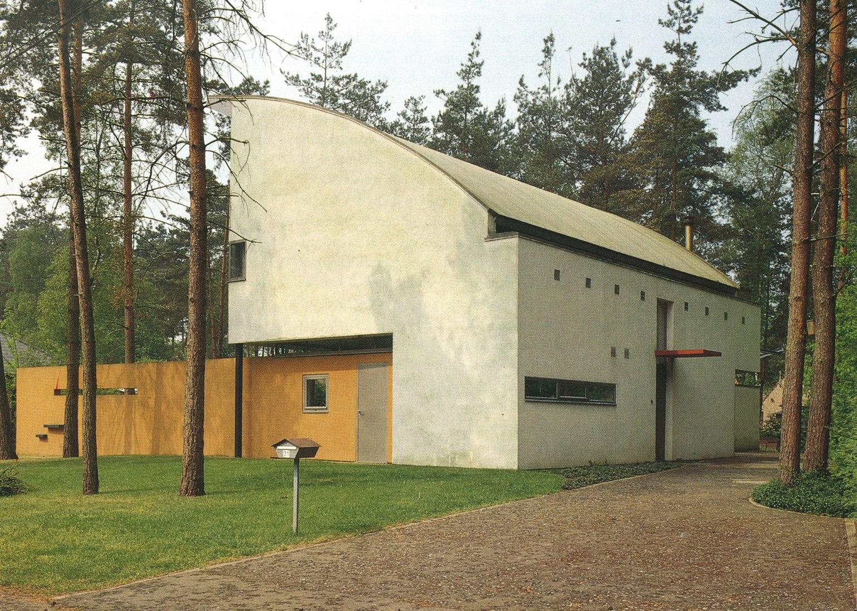 Villa VP por Stèphane Beel Architects. Fotografía de Kinold. Cortesía de Ittinerant Office.