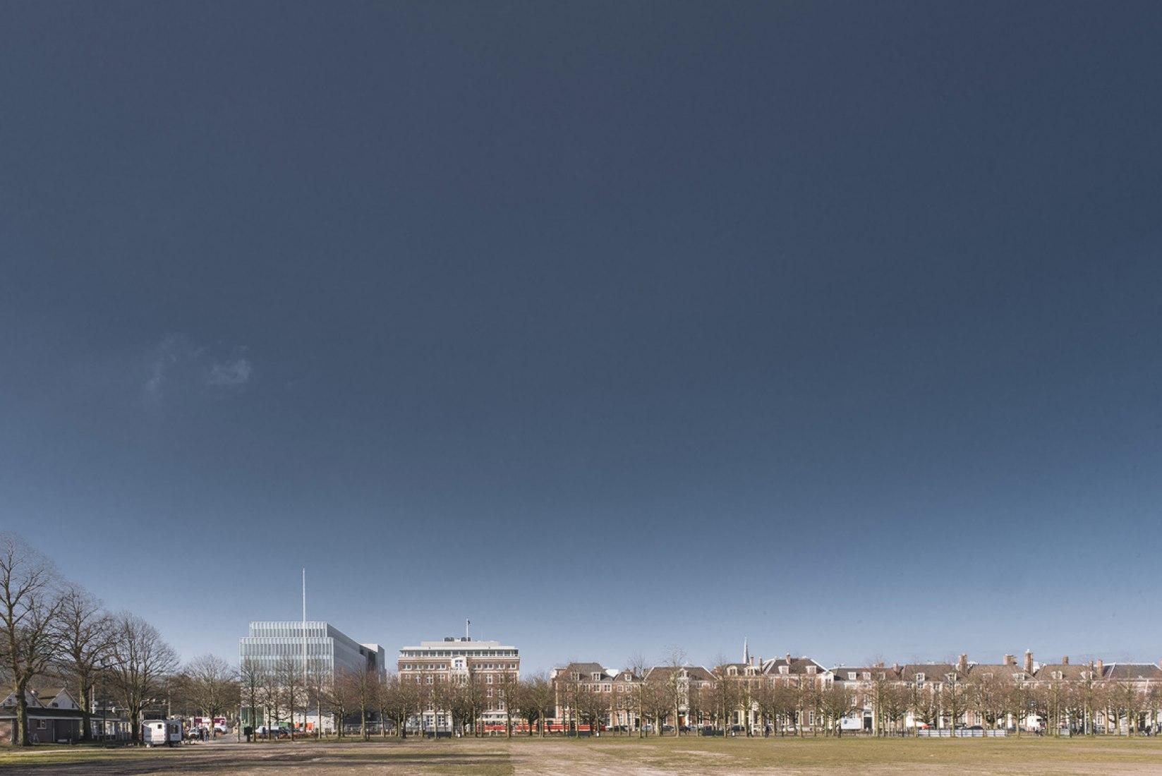 Contexto. Corte suprema de los Países Bajos por KAAN Architecten. Fotografía © Sebastian van Damme.