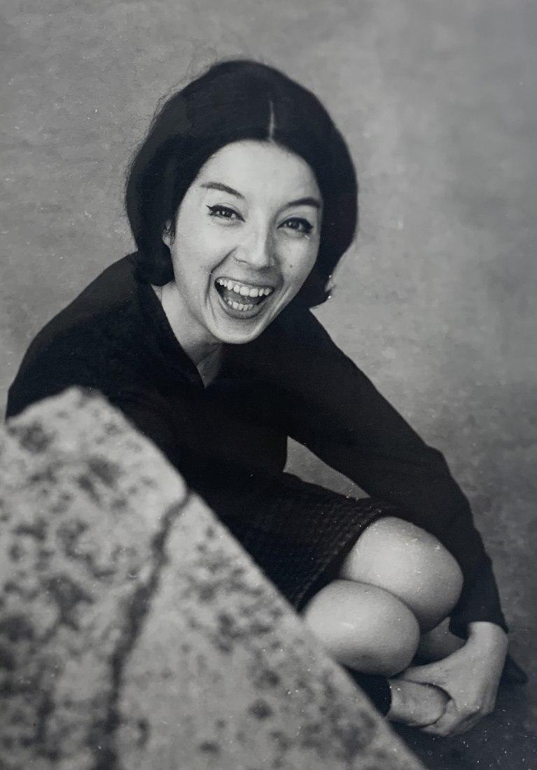 Svetlana Kana Radevic portrait personal archive.