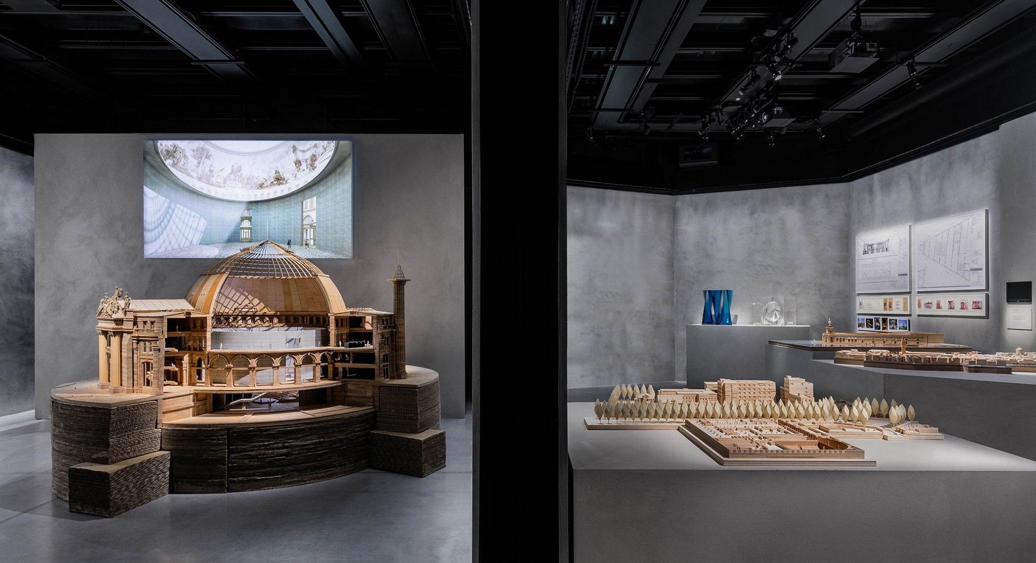 La exposición 'El Desafío'. Fotografía de Delfino Sisto Legnani y Marco Cappelletti.