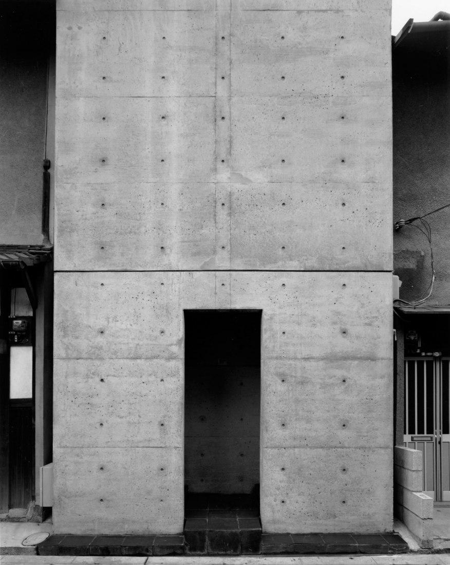 Casa Azuma por Tadao Ando. Fotografía por Shinkenchiku-sha. Cortesía de The National Art Center Tokyo.