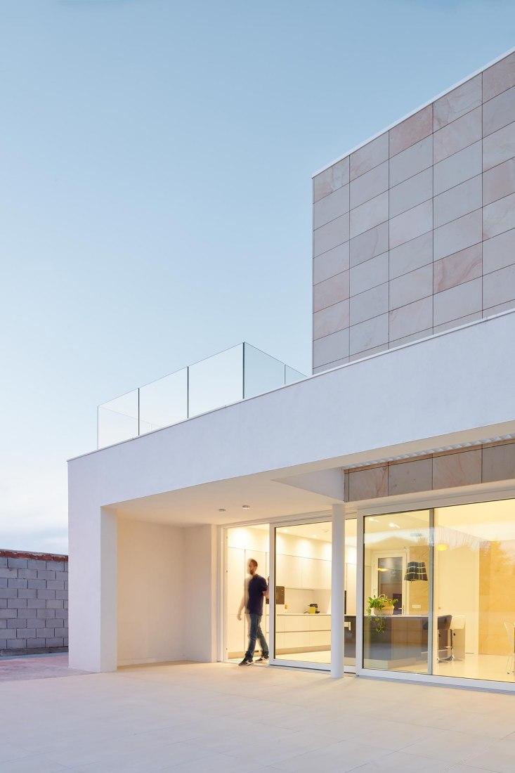 Casa Iker&María por Tangram. Fotografía por Iñaki Bergera