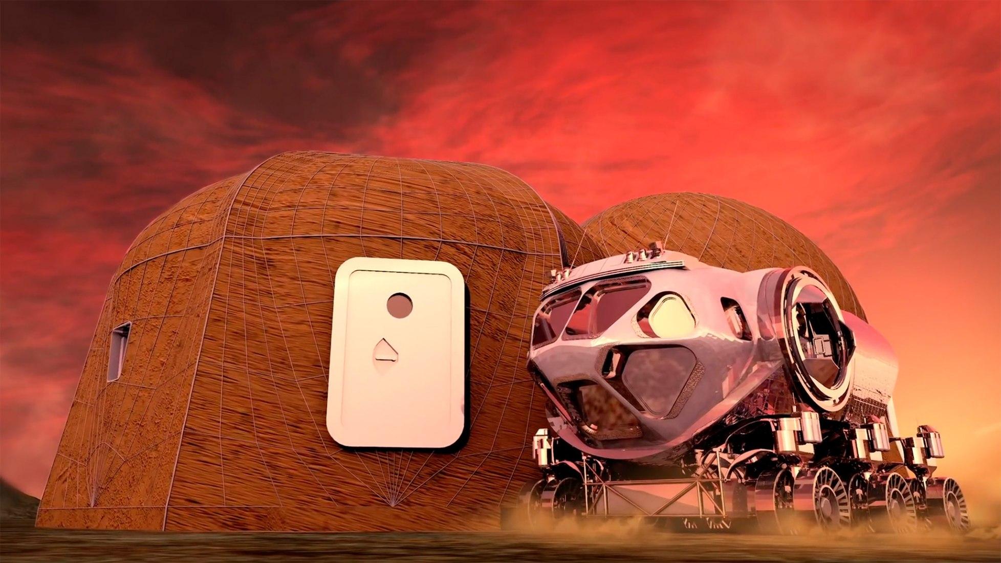Equipo Zopherus de Rogers, Arkansas, es el ganador del 3D-Printed Habitat Challenge de la NASA, fase 3: concurso de nivel 1.