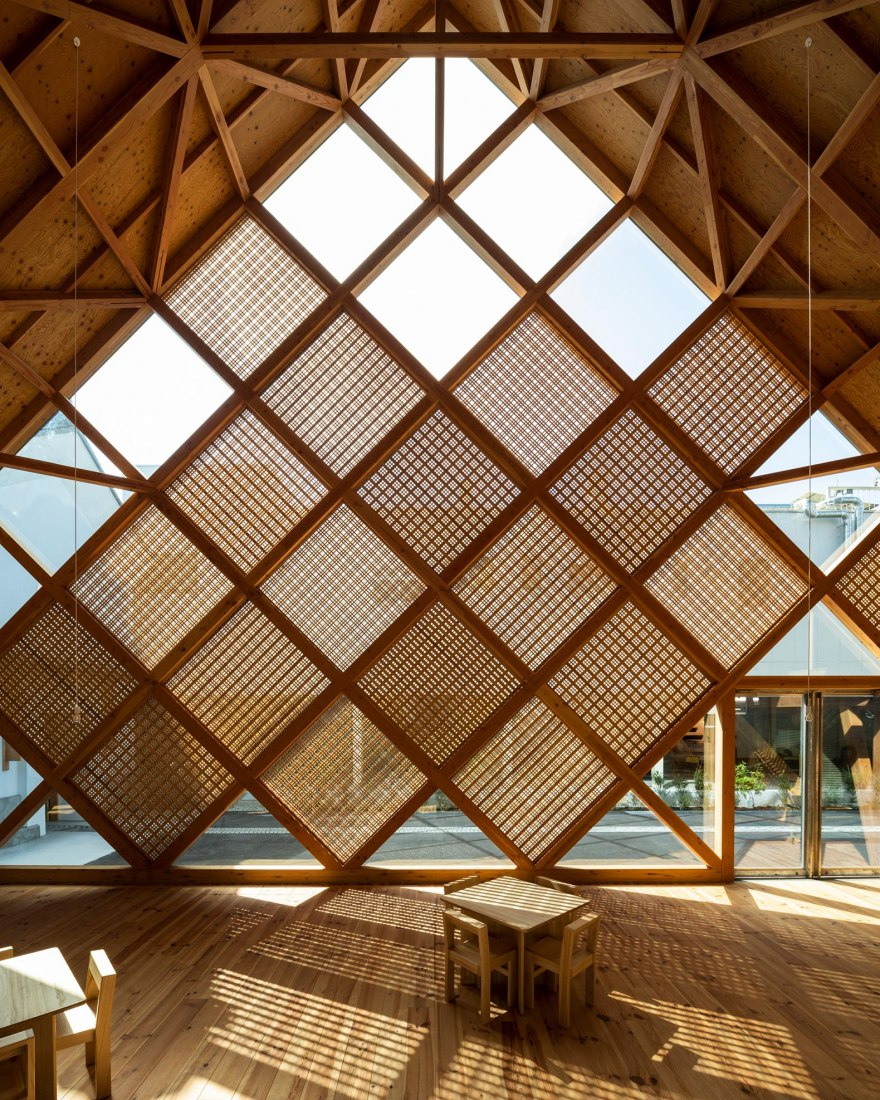 Tomioka Chamber of Commerce and Industry by Tezuka Architects. Photograph by Katsuhisa Kida/FOTOTECA