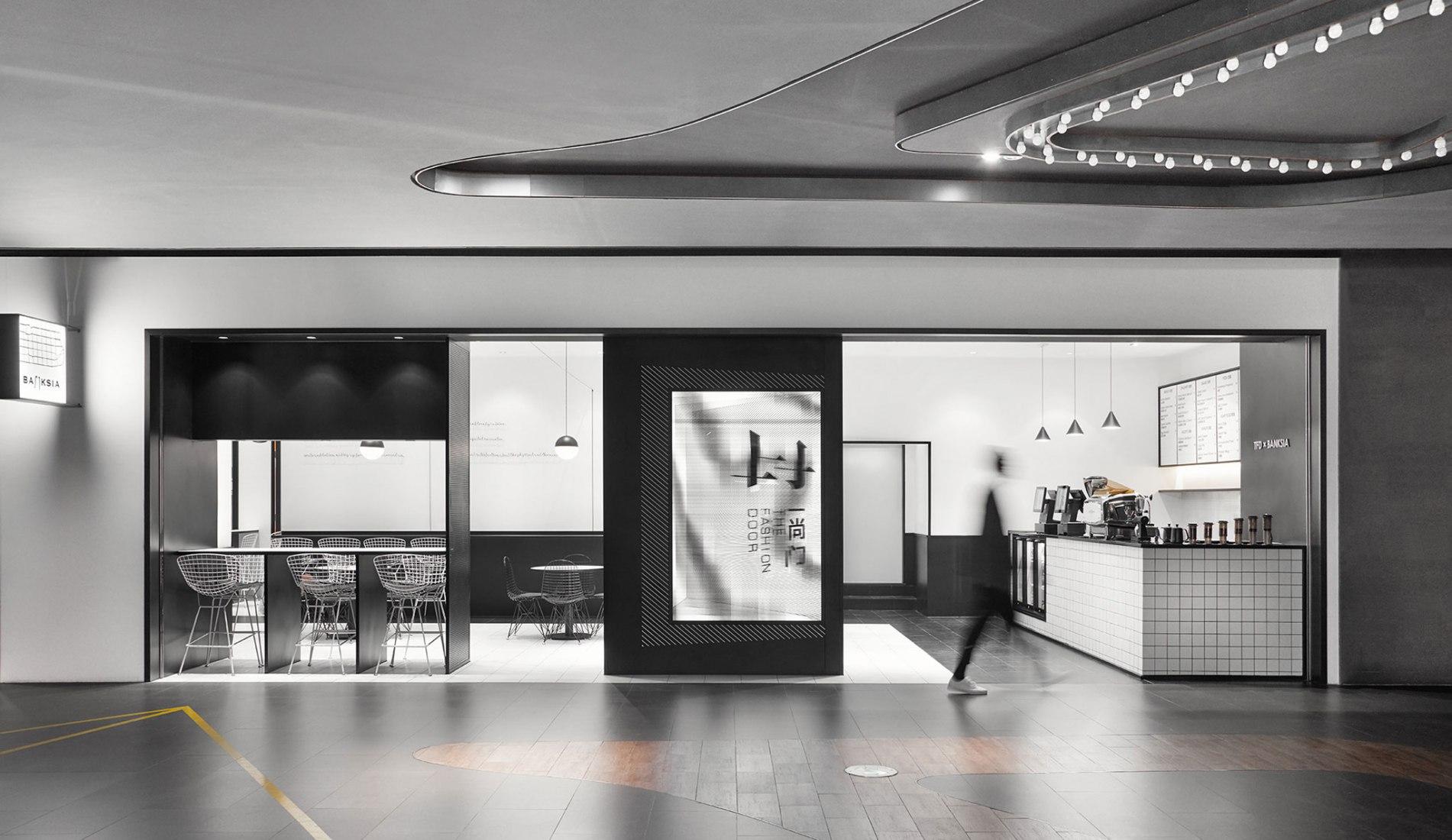 Entrada. TFD Restaurante por Leaping Creative. Fotografía por Zaohui Huang