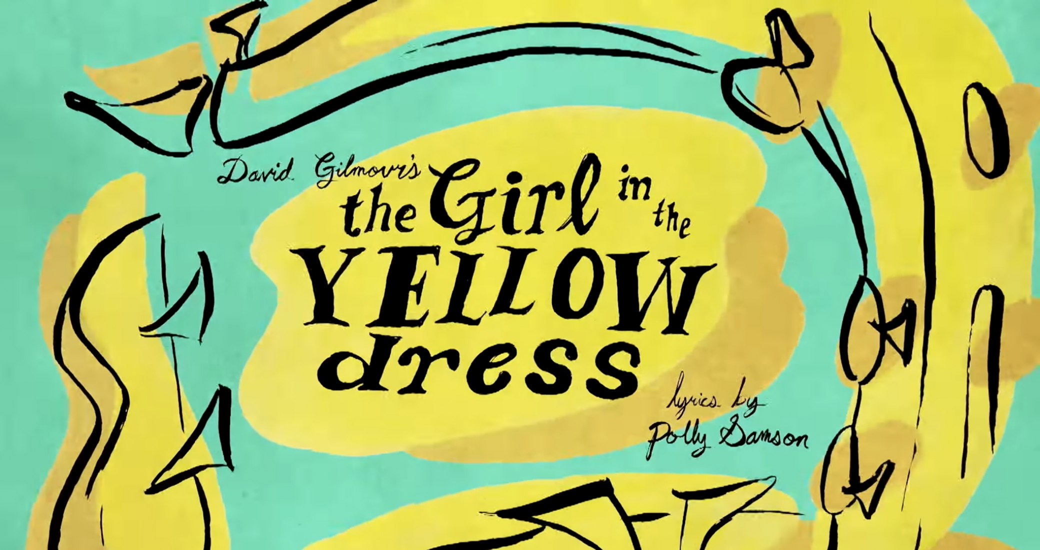 The Girl In The Yellow Dress by David Gilmour
