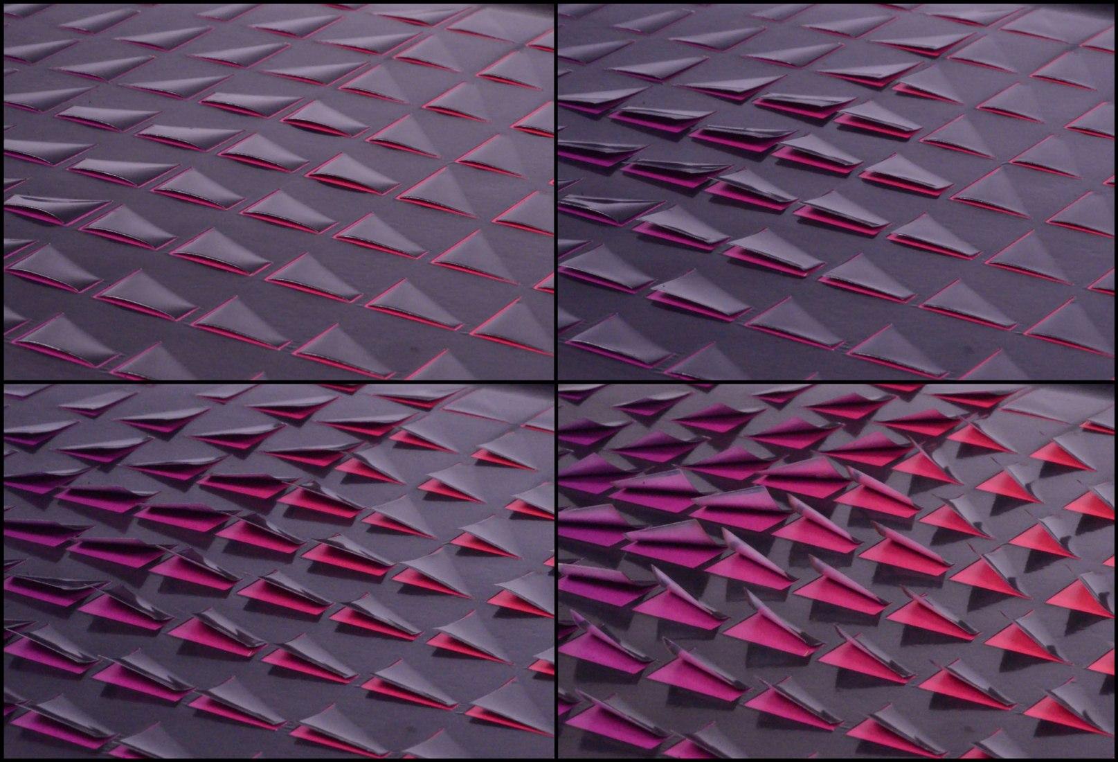 Textil activo. 'Los sentidos: Diseño más allá de la Visión' en Cooper Hewitt. Cortesía de Cooper Hewitt