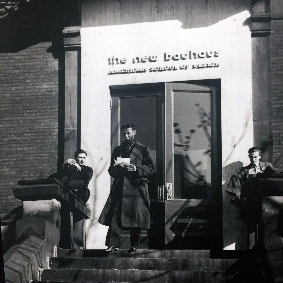 Image via The Bauhaus Film