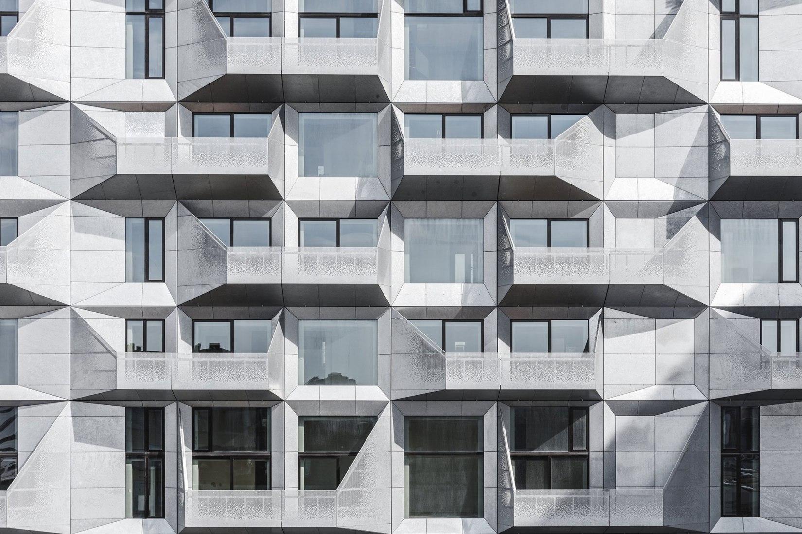 The Silo, por COBE Architects. Fotografía © Rasmus Hjortshøj