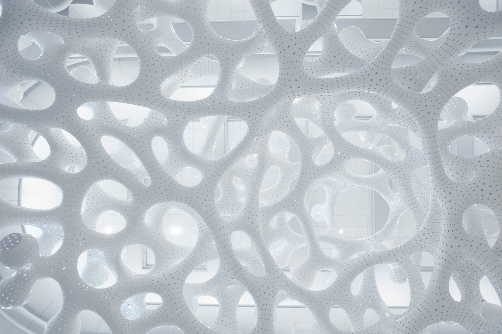 UNDER MAGNITUDE by MARC FORNES / THEVERYMANY. Photograph © courtesy of MARC FORNES / THEVERYMANY
