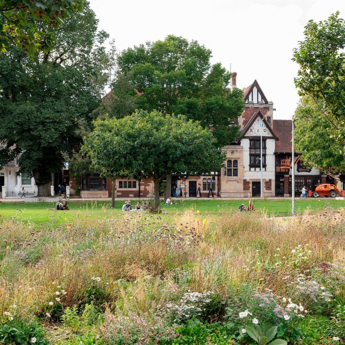 Valley Gardens por Untitled Practice. Fotografía por Brighton & Hove City Council, Edward Bishop